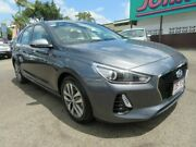 2017 Hyundai i30 PD MY18 Active Grey 6 Speed Sports Automatic Hatchback Mount Gravatt Brisbane South East Preview