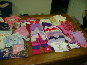 large clothing lot 0-12 months Prince George British Columbia image 2