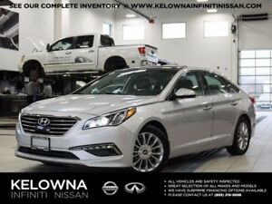 2015 Hyundai Sonata Limited AT 4dr