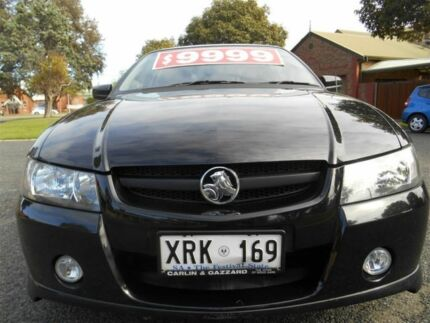 2006 Holden Crewman VZ S Black 4 Speed Automatic Crewcab Nailsworth Prospect Area Preview