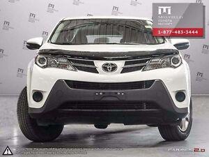 2015 Toyota Rav4 LE Standard package