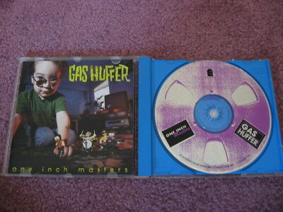 Gas Huffer One Inch Masters Cd Punk Epitaph