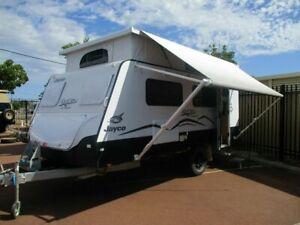 2015 Jayco Journey Outback Caravan St James Victoria Park Area Preview