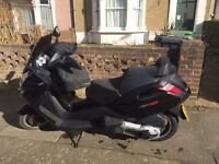 Peugeot Satelis 500 RS - New engine, 10200 miles, service ...