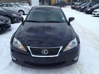 Lexus IS250 Low KM, Nav, Mint Condition