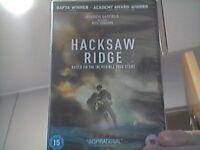 Hacksaw Ridge DVD