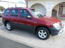 2005 Mazda Tribute Classic Red Mica 4 Speed Automatic 4x4 Wagon South Nowra Nowra-Bomaderry Preview