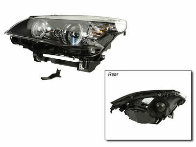 For 2008-2010 BMW 535i Headlight Assembly Left Hella 84968ZD 2009