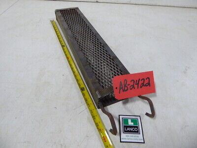 """AB2161 Titanium 2.5/"""" Diameter x 29/""""L Anode Basket"""