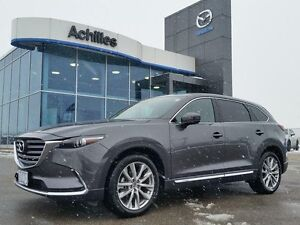 [DEMO] 2016 Mazda CX-9 GT- AWD, Leather