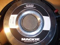 MACKIE SRM450 CHASSIS SPEAKER - ORIGINAL USA MADE - RARE PRO UNIT