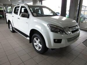 2015 Isuzu D-MAX LS-T Splash White Automatic Dual Cab Thornleigh Hornsby Area Preview
