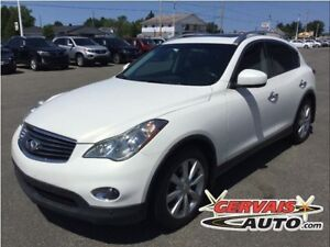 Infiniti EX35 Luxury AWD Cuir Toit Ouvrant MAGS 2010