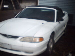 1995 Ford Mustang Convertible