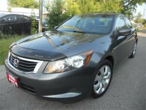 2010 Honda Accord Sedan EX 184 kms Sunroof, 4cyl, Auto 6495