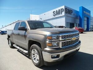 2014 Chevrolet Silverado 1500 1LT, power seat, rem. start, back
