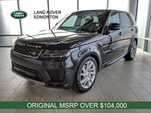 2018 Land Rover Range Rover Sport HSE - Certified Pre-Owned Warr