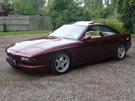 BMW 840Ci Sport Individual Model / 1999/T / Facelft Car