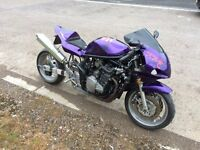 Suzuki Bandit Heavily modified 900cc