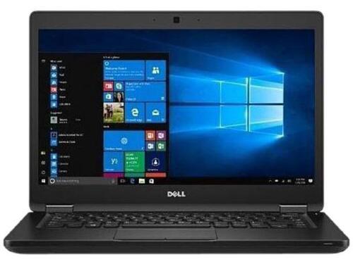 "DELL 5480 14.0"" Laptop Intel Core i5 7th Gen 7300U (2.60 GHz) 8 GB Memory"