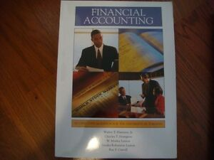Financial accounting University of Toronto Harrison et al