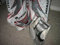 ITECH X-Wing Goalie Pads and Gloves