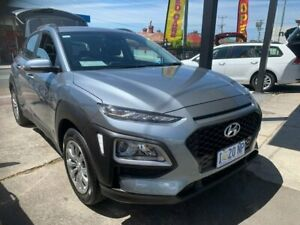 2019 Hyundai Kona OS.3 MY20 Go 2WD Grey 6 Speed Sports Automatic Wagon North Hobart Hobart City Preview