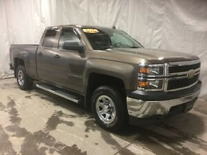 2014 Chevrolet Silverado 1500 Work Truck w/2WT-ONE OWNER!4X4!