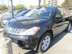 2006 Nissan Murano SL - ONLY 112,672 KLM'S!