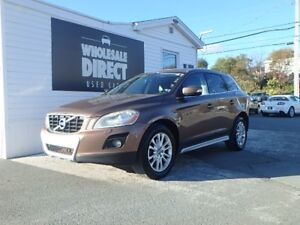 2010 Volvo XC60 SUV AWD TURBO 3.0 L