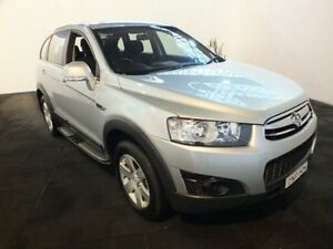 2013 Holden Captiva CG MY12 7 SX (FWD) Silver 6 Speed Automatic Wagon Clemton Park Canterbury Area Preview