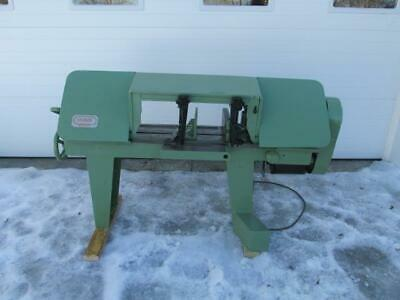 Kalamazoo Model 8cw Horizontal Metal Cutting Bandsaw Hydraulic Feed 16 X 8