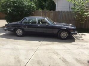 1987 XJ6 Jaguar Sovereign