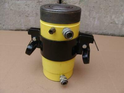 Enerpac 100 Ton Double Acting Hydraulic Cylinder 6 Inch Stroke Model Rr-1006 1