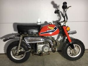 Honda Mini Trail Z50 Mini Bike