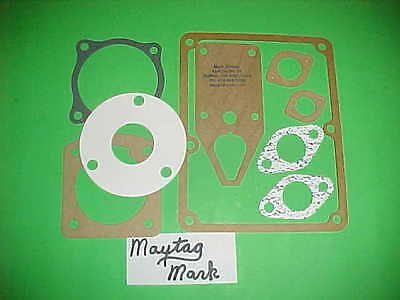 Maytag Hit Miss Gas Engine Model 92 M Motor Gasket Set Single Cylinder 31 11.111