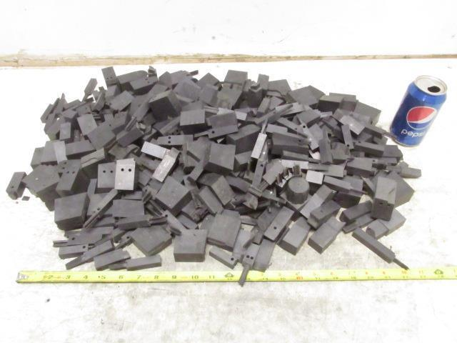 Carbon Graphite Scrap Pieces Mold Material 29 Lbs Various Shapes EDM Machine