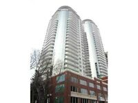 Downtown Icon 2, 2B/2B 1 heated parking, 15 flr.  Avail Now