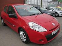 RENAULT CLIO 1.2 16V Extreme 3dr (red) 2010