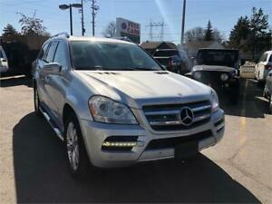 2011 Mercedes-Benz GL350 BlueTEC, clean carfax,navi, back up cam