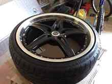 "20"" wheels to suit commodore pre ve Rydalmere Parramatta Area Preview"