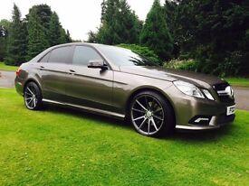 Stunning Mercedes E350 CDI sport automatic