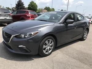 2014 Mazda Mazda3 GX-SKY *75,000KM* NEVER ACCIDENTED A/C
