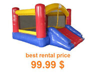 Jumping Castles and Bouncers  rental for birthdays parties