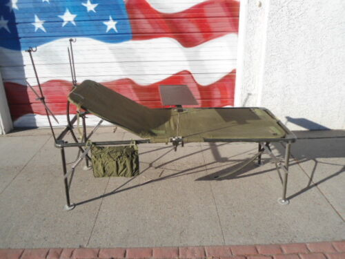 U.S. Military Field Hospital Bed NEW IN THE BOX