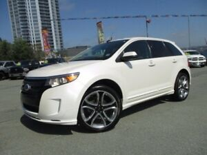 2013 Ford EDGE Sport (AWD, 3.7L V6, NAVIGATION, REVERSE CAMERA,