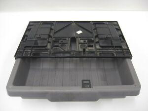 2003 Honda Odyssey Seat Storage Compartment