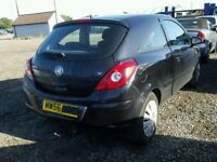 VAUXHALL CORSA 1.4 D 2006-2013 BREAKING FOR SPARES TEL 07814971951 HAVE FEW IN STOCK