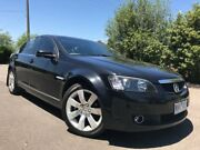 2006 Holden Calais VE V Black 5 Speed Automatic Sedan Hoppers Crossing Wyndham Area Preview