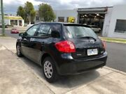 2009 Toyota Corolla ZRE152R Ascent Black 4 Speed Automatic Hatchback Burwood Whitehorse Area Preview